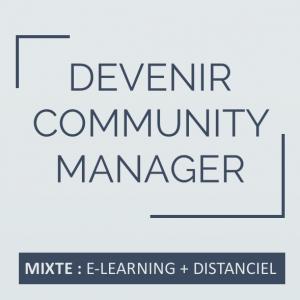 Formation community manager, réseaux sociaux