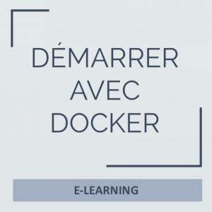 Formation docker et linux