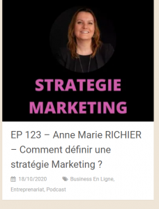 Formation stratégie marketing
