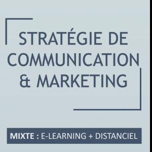 formation stratégie de communication et marketing