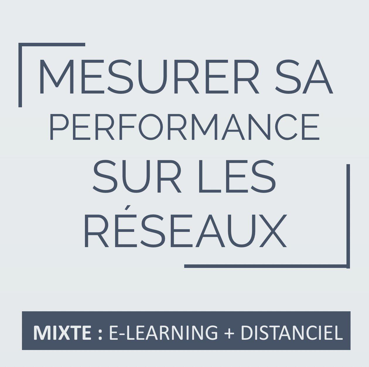organisme de formation : formation mesurer sa performance sur les réseaux sociaux