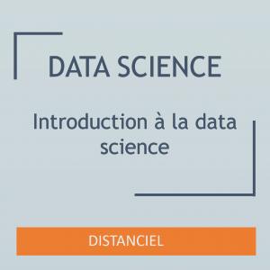 formation introduction à la datascience